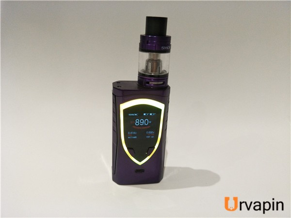 Smok ProColor 225W Kit Review--A Feast of Colors - Urvapin